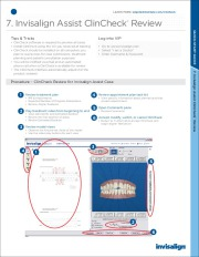 New Invisalign - Quick Start Guide for Cosmetic Dental Braces page 10