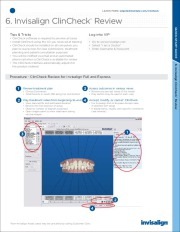 New Invisalign - Quick Start Guide for Cosmetic Dental Braces page 8