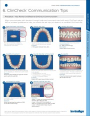 New Invisalign - Quick Start Guide for Cosmetic Dental Braces page 9